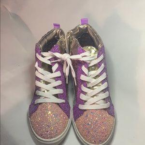 Steve Madden Kids JHighStar Sneakers